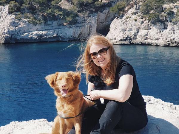 Martina from La Garde, France
