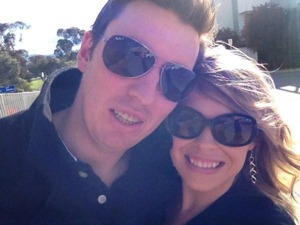 Ashley & John from Dublin, Ireland