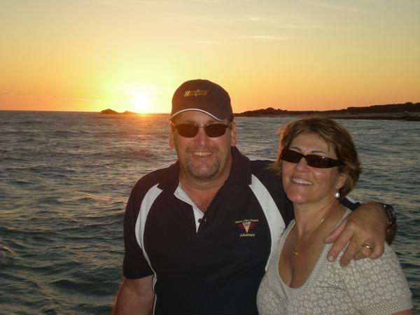Graham & Cheryl from Kununurra, WA, Australia