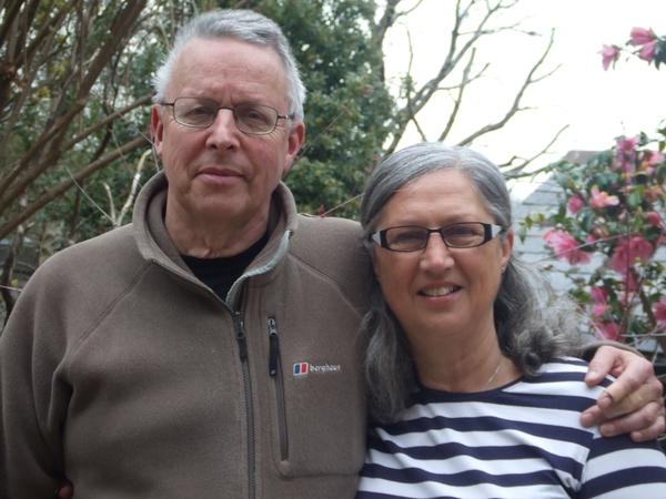 Caroline & Ted from East Hoathly, United Kingdom