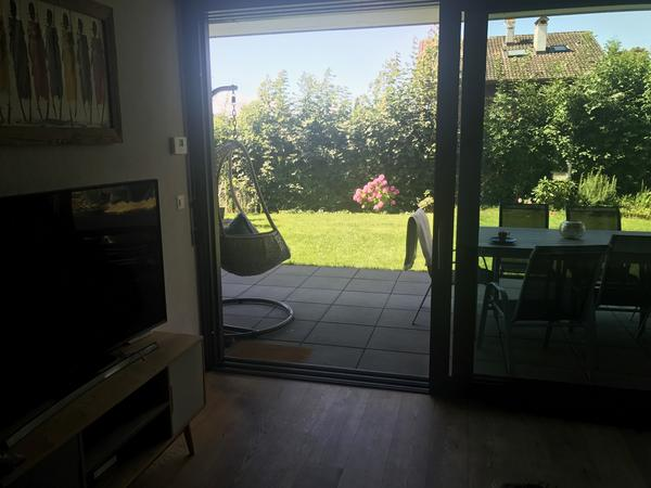 Housesitting assignment in Coppet, Switzerland