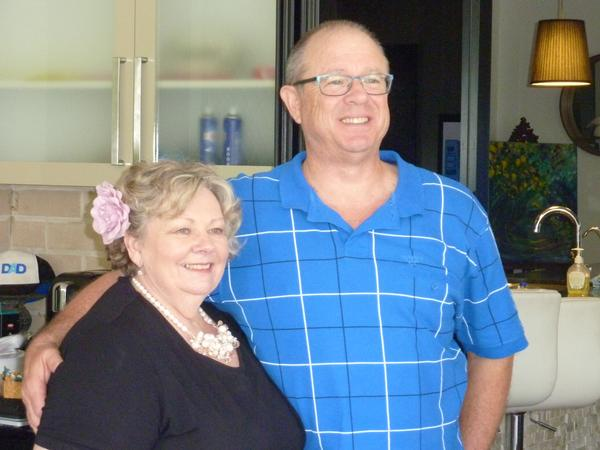 Carolyn & Warren from Toowoomba, Queensland, Australia