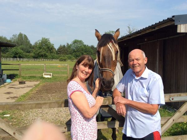 Chris & Tricia from Taunton, United Kingdom