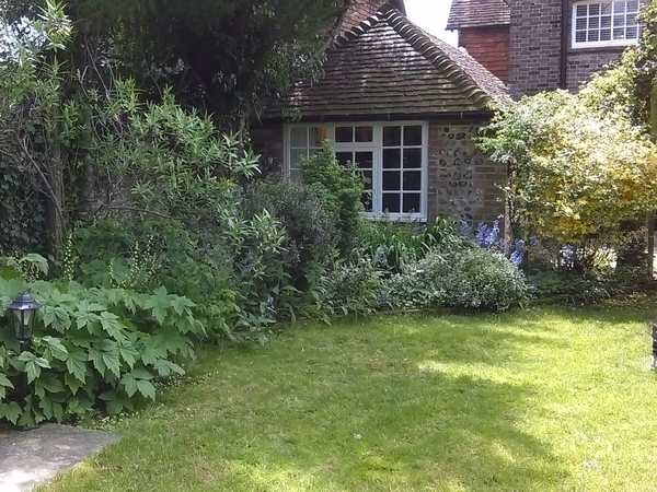 Lovely character property set in a south downs village