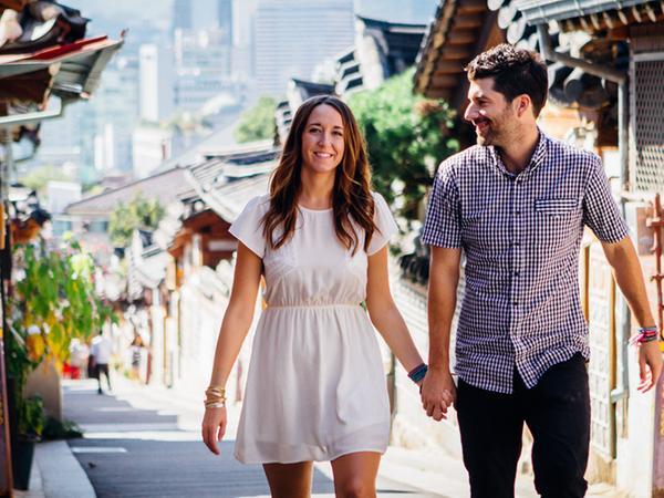 Scott & Megan from Huntington Beach, CA, United States
