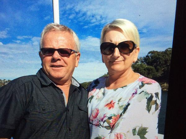 Kevin & Denise from Bunbury, WA, Australia