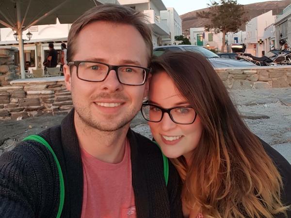 Jessica & Greg from Calgary, Alberta, Canada