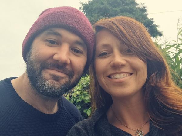 Paula & Paul from Dún Laoghaire, Ireland