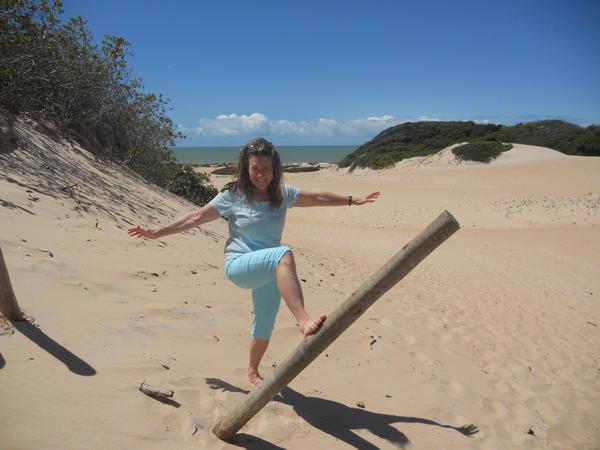 Teresa from Barra de Caravelas, Brazil