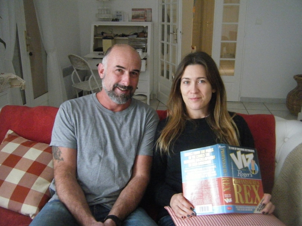 Claire & Simon from Narbonne, France
