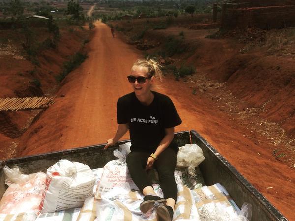 Beth from Zomba, Malawi