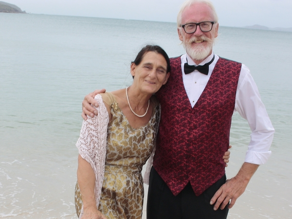 Elaine & Peter from Yaxley, United Kingdom
