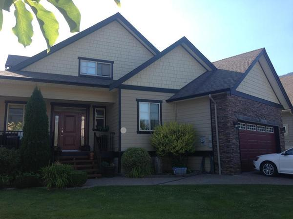 Housesitting assignment in Agassiz, British Columbia, Canada