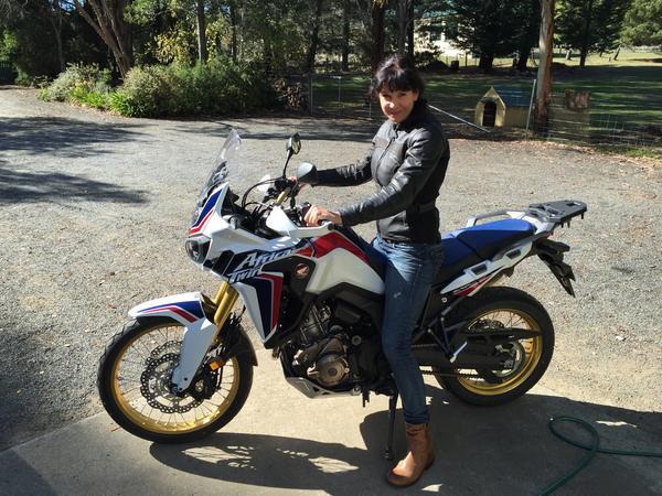 Denise from Launceston, Tasmania, Australia