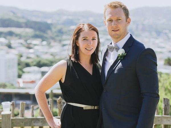 Daniel & Maria from Christchurch, New Zealand