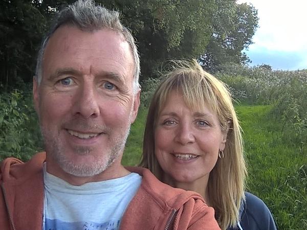 David & Kym from Barlaston, United Kingdom