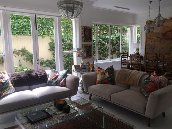 Housesitting assignment in Bellevue Hill, New South Wales, Australia