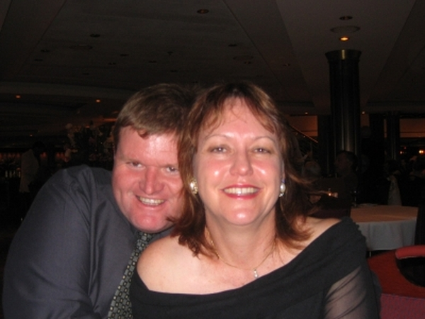 Joanne & Wayne from Warrington, United Kingdom