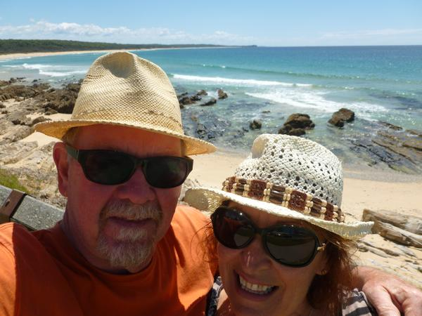 Kerrylee & Steve from Newcastle, NSW, Australia