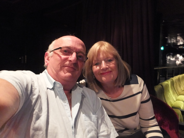Alison & Bob from Derby, United Kingdom