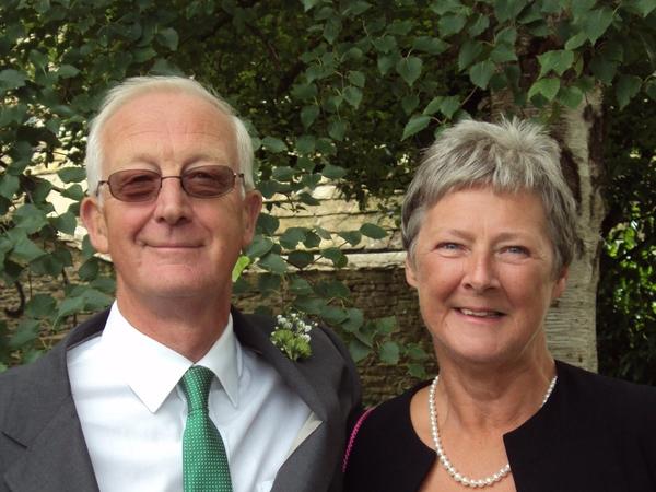 Barbara & Michael from Swindon, GB