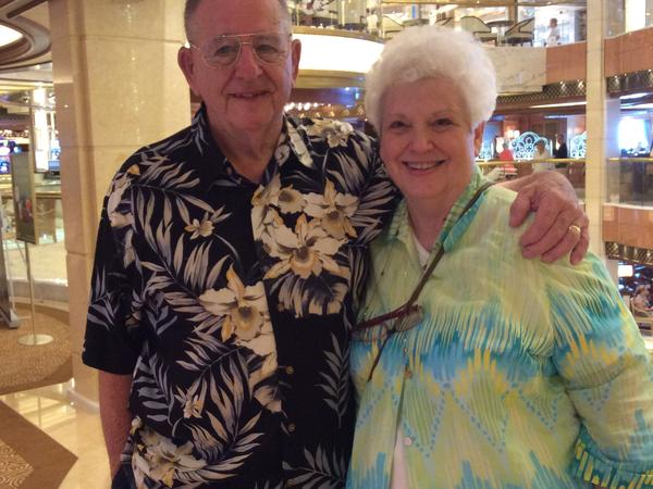 Ralph & Kathy from Locust Grove, GA, United States