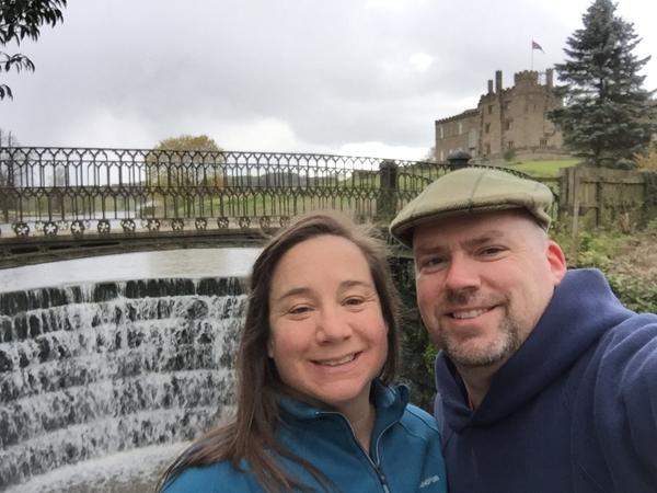 Jennifer & Chuck from Harrogate, United Kingdom