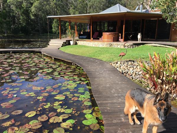 Housesitting assignment in Crescent Head, NSW, Australia