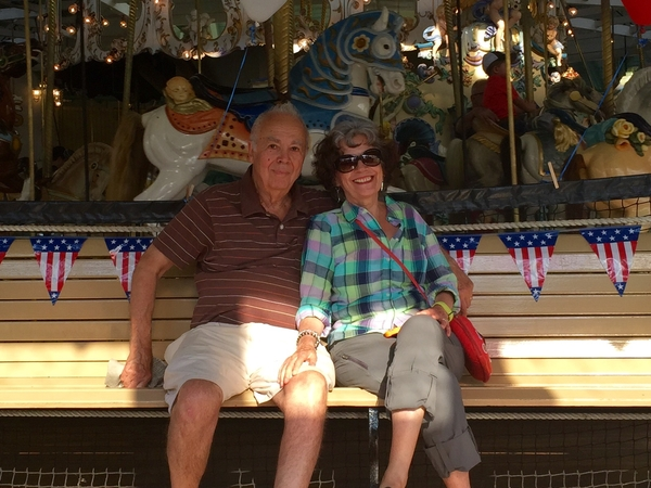 Inge & Ralph from Providence, RI, United States