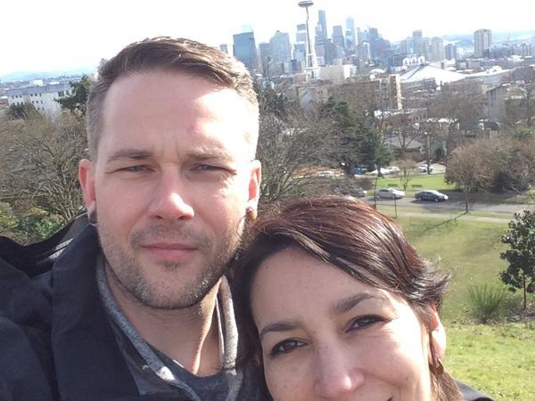 Dustan & Gabriela from La Serena, Chile
