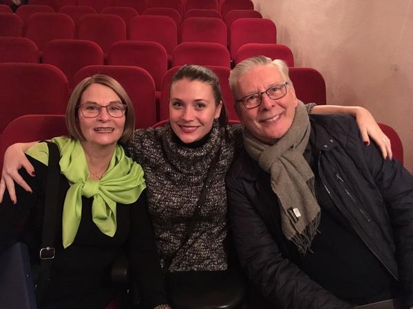 Maurine & Jean-marc from Vienna, Austria