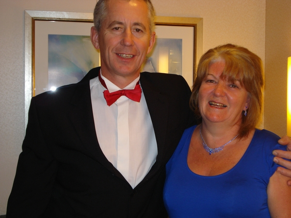 Debbie & Dave from Penrith, United Kingdom