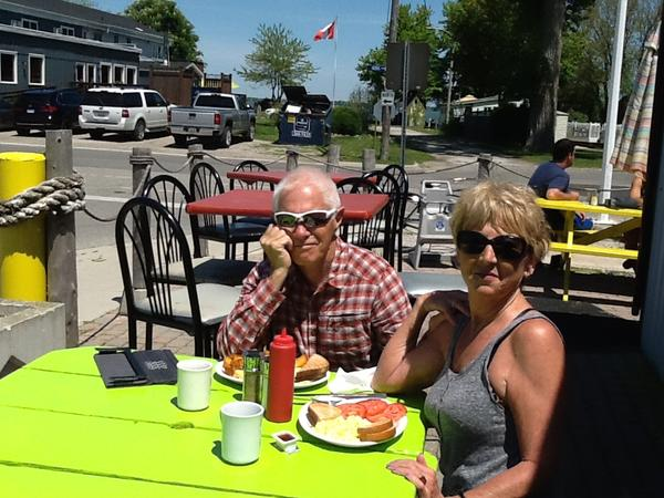 Deborah & Robbie from Windsor, ON, Canada