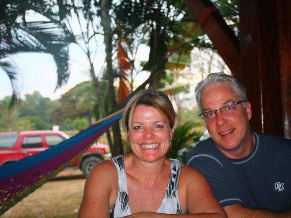Janice & Patrick from Burlington, Ontario, Canada