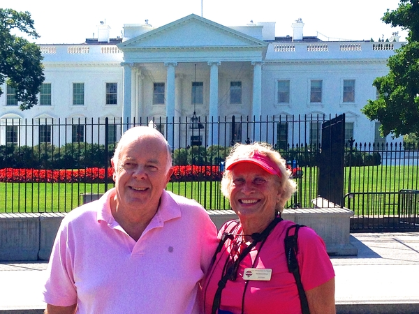 Patricia & James from Bellingham, Massachusetts, United States