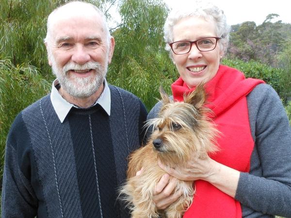 Sandra & Jeff from Hobart CBD, Tasmania, Australia