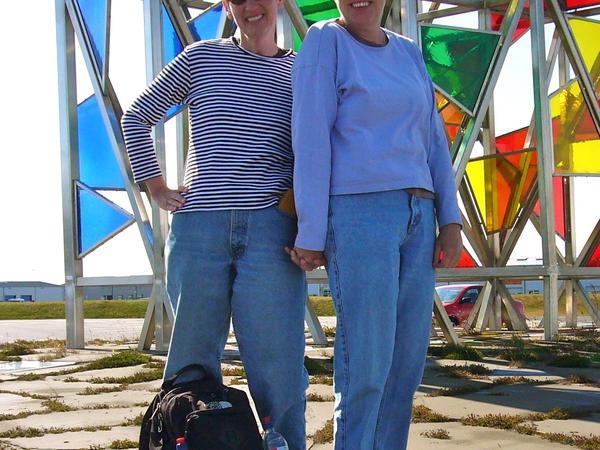Joanie & Linmara from Bainbridge Island, Washington, United States