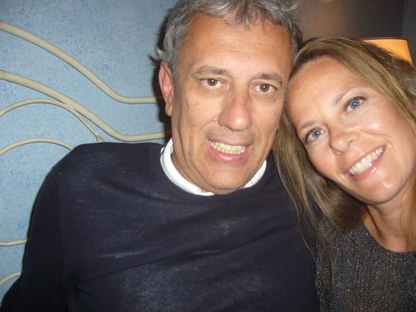 Marina & Nicola from Udine, Italy