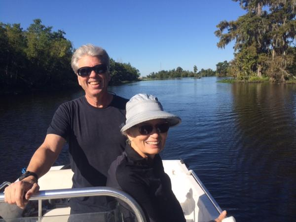 Marie & Bob from New Orleans, Louisiana, United States