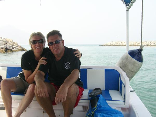 Gary & Lyn from Toulouse, France
