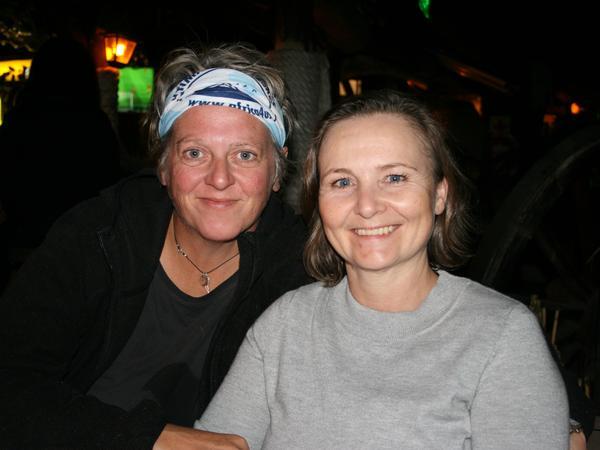 Nola & Ann from Sheffield, United Kingdom