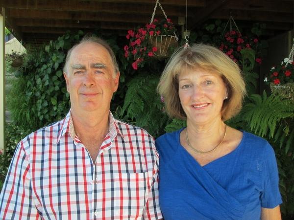 John  & Marilyn from Auckland, New Zealand