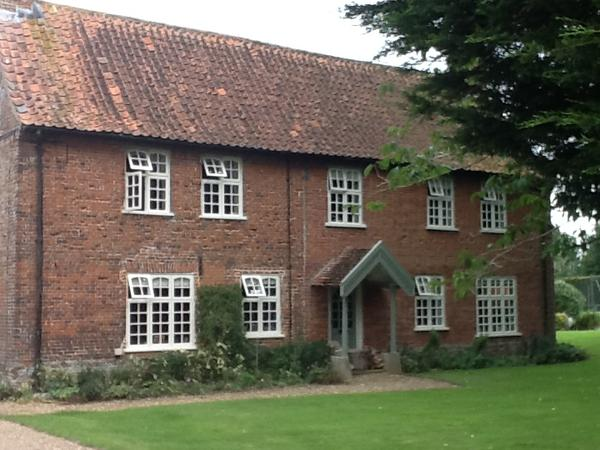 Lovely rural countryside farmhouse