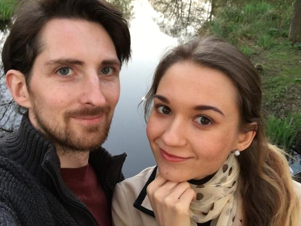 Elliott & Sasha from Woking, United Kingdom