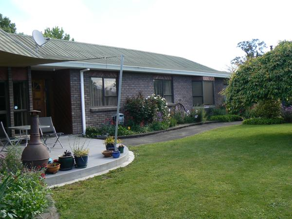 Housesitting assignment in Blenheim, New Zealand