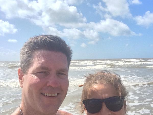 Steve & Jenna from Klein, TX, United States