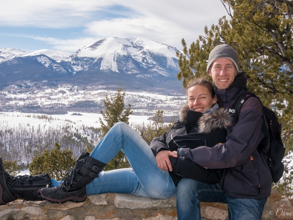 Olena & Nicolas from Buena Vista, CO, United States