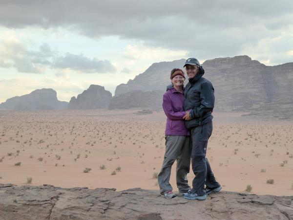 Scott & Susan from Ashland, OR, United States