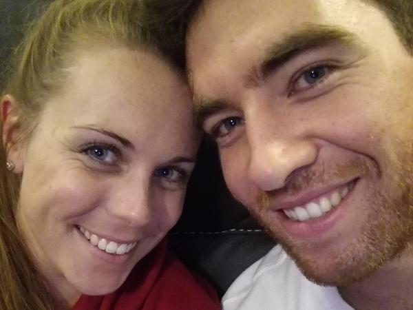 Rachel & Deven from Dunedin, New Zealand