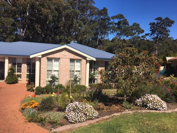 Housesitting assignment in Bermagui, New South Wales, Australia